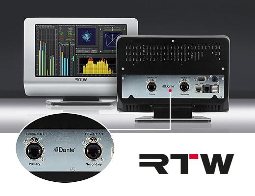 RTW medidores TM7 y TM9