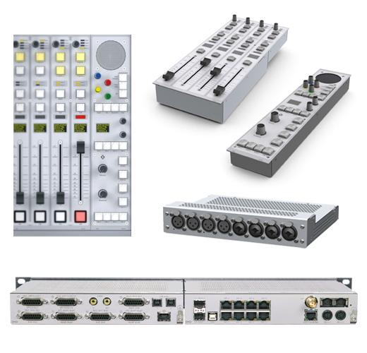 Módulos - Consolas de audio 52SX DHD