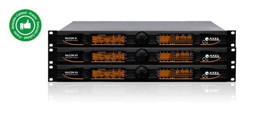 Procesadores de audio Falcon