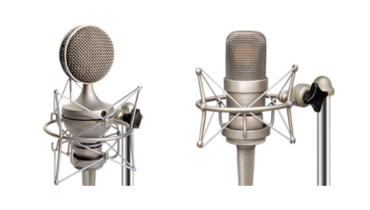 Micrófonos M930 y UM900