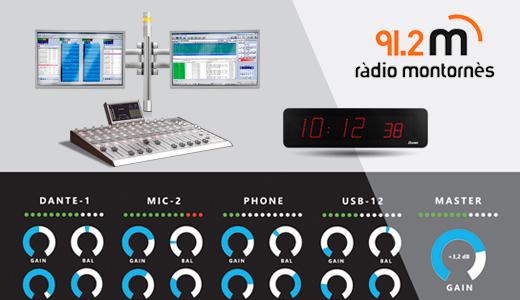 Montornés del Vallés Radio