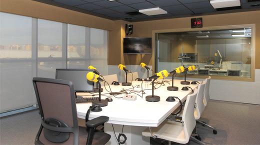 Estudio Radio Castellón Cadena Ser