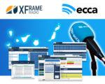 Radio Ecca con XFrame