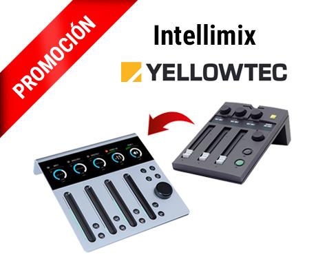 Promoción renovación consola digital Intellimix