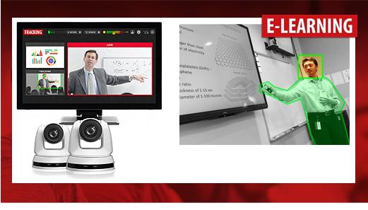 MultiCAM video automático para educación