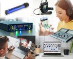 Soluciones de trabajo remoto para emisoras de radio