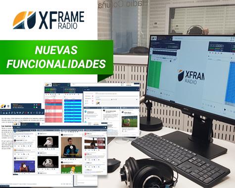 Novedades XFrame W10