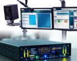 Códec IP HERU y Software de automatización de radio XFrame