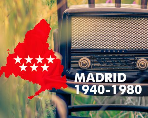 Exposición La Radio en Madrid 1940-1980