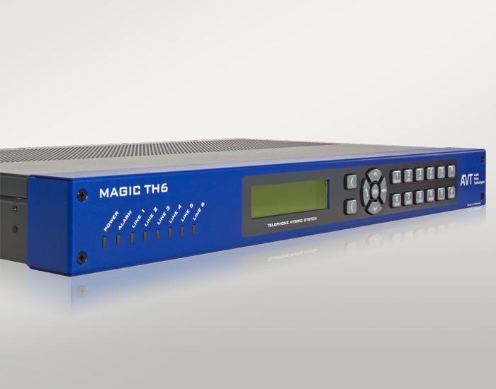 Magic TH6 Híbrido telefónico