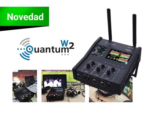 Nuevo Quantum 2W