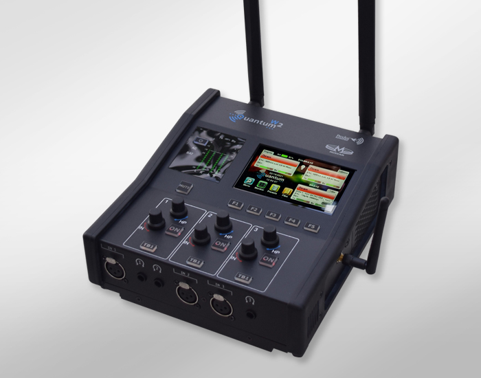 Quantum 2W Audiocodec portátil