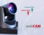 Amposta Radio y Tarragona Radio sistema multiCAM