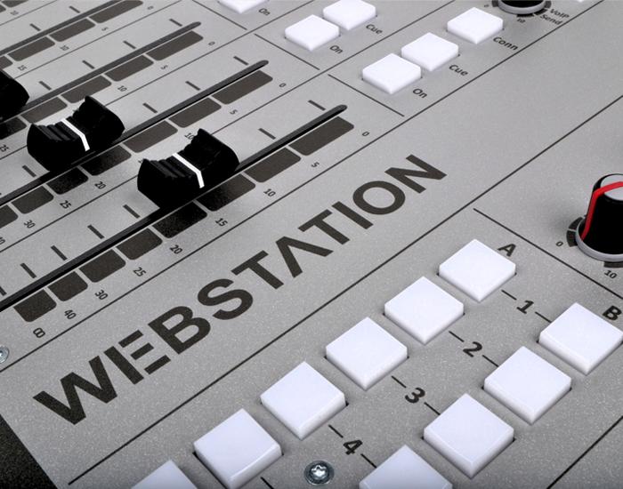 Consola Webstation