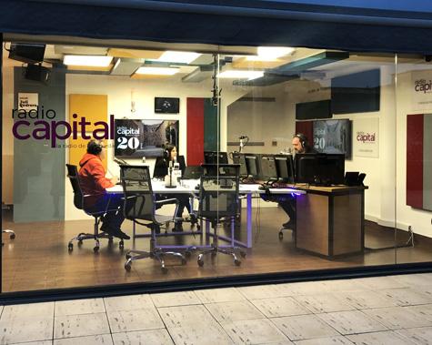 Estudios Radio Capital